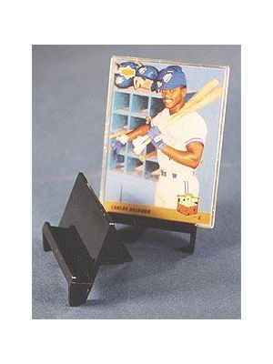CARD STAND (BLACK, BUSINESS CARD STYLE)