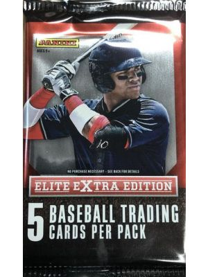 2015 PANINI ELITE EXTRA EDITION BASEBALL PACK