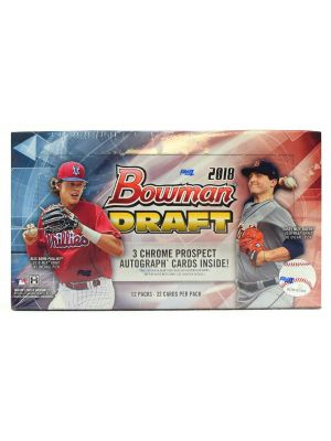 2018 BOWMAN DRAFT BASEBALL (JUMBO)