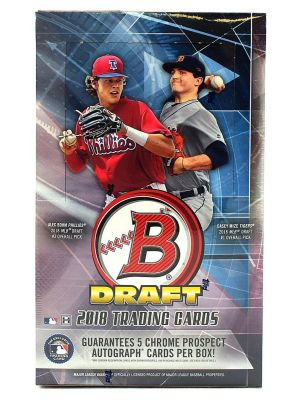 2018 BOWMAN DRAFT BASEBALL (SUPER JUMBO)