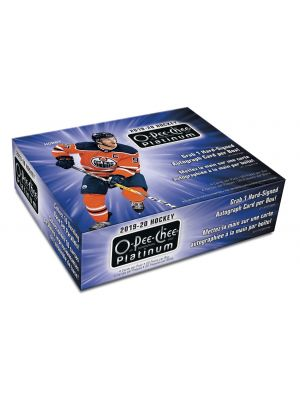 2019/20 UPPER DECK O-PEE-CHEE PLATINUM HOCKEY