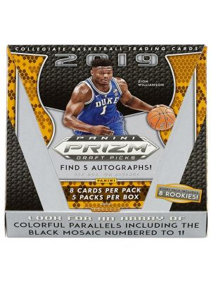 2019/20 PANINI PRIZM DRAFT PICKS BASKETBALL