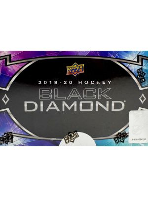 2019/20 UPPER DECK BLACK DIAMOND HOCKEY