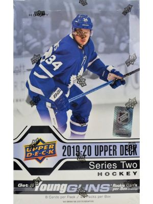 2019/20 UPPER DECK 2 HOCKEY