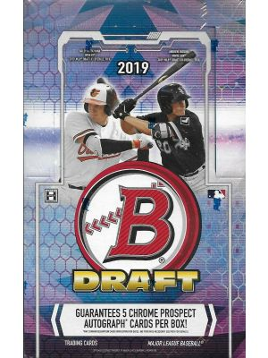 2019 BOWMAN DRAFT BASEBALL (SUPER JUMBO)