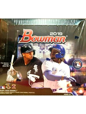 2019 BOWMAN BASEBALL (RETAIL)