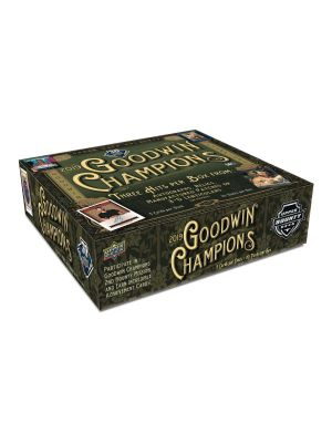 2019 UPPER DECK GOODWIN CHAMPIONS