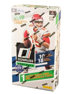 2019 PANINI DONRUSS FOOTBALL