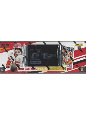 2019 PANINI DONRUSS FOOTBALL SET