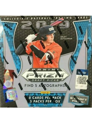 2019 PANINI PRIZM DRAFT PICKS BASEBALL