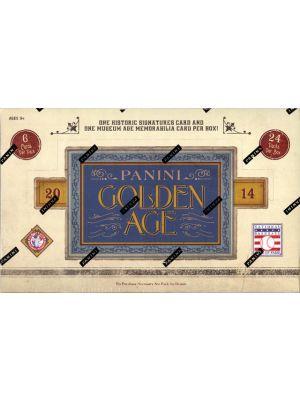 2014 PANINI GOLDEN AGE BASEBALL