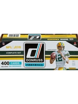2016 PANINI DONRUSS FOOTBALL SET