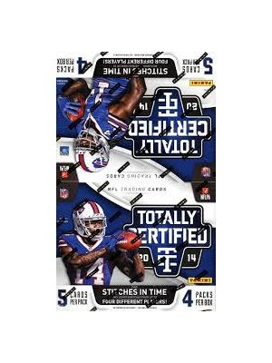 2014 PANINI TOTALLY CERTIFIED FOOTBALL