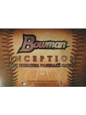 2015 BOWMAN INCEPTION BASEBALL