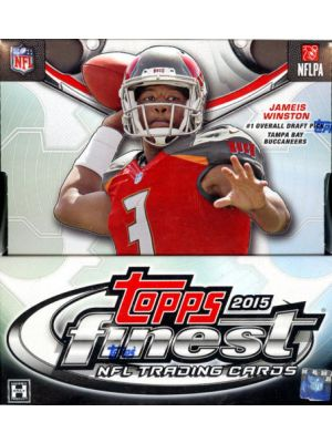 2015 TOPPS FINEST FOOTBALL