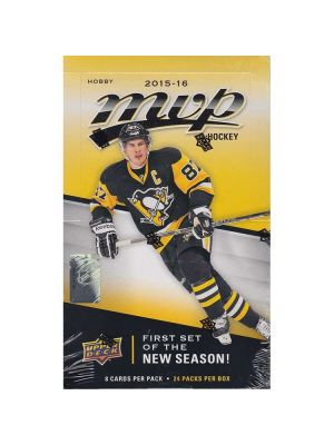 2015/16 UPPER DECK MVP HOCKEY