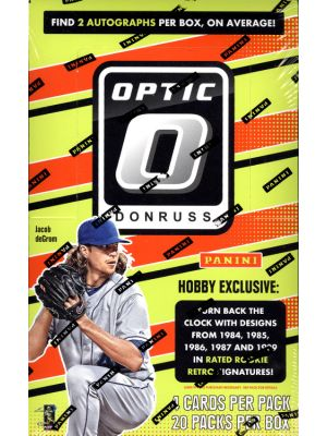 2016 PANINI DONRUSS OPTIC BASEBALL
