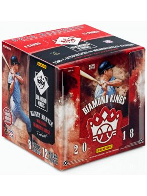 2018 PANINI DIAMOND KINGS BASEBALL
