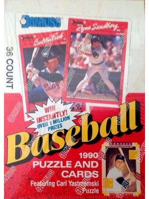 1990 DONRUSS BASEBALL