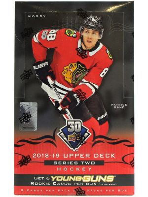 2018/19 UPPER DECK 2 HOCKEY