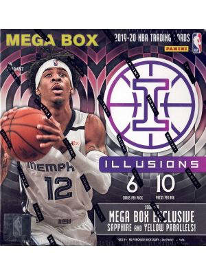 2019/20 PANINI ILLUSIONS BASKETBALL (MEGA)