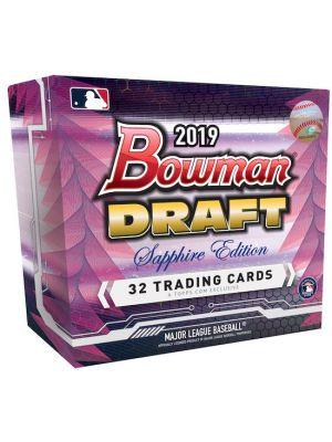 2019 BOWMAN DRAFT BASEBALL (SAPPHIRE EDITION)