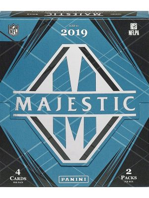 2019 PANINI MAJESTIC FOOTBALL