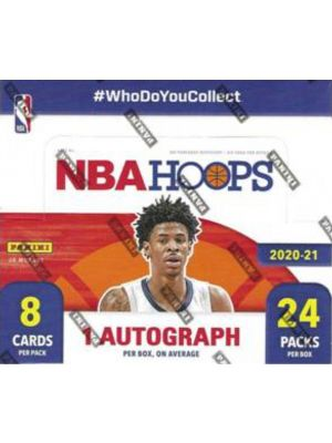 2020/21 PANINI HOOPS BASKETBALL (RETAIL)
