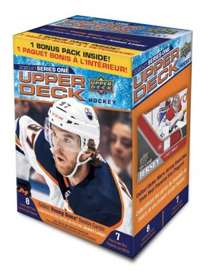 2020/21 UPPER DECK 1 HOCKEY (BLASTER)
