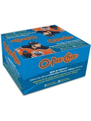 2020/21 UPPER DECK O-PEE-CHEE HOCKEY (RETAIL)