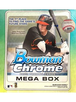 2020 BOWMAN CHROME BASEBALL (MEGA)