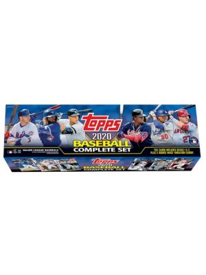 2020 TOPPS BASEBALL SET (RETAIL EDITION)