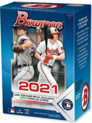 2021 BOWMAN BASEBALL (BLASTER)
