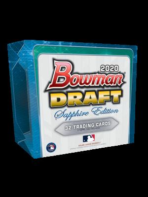 2020 BOWMAN DRAFT BASEBALL (SAPPHIRE EDITION)