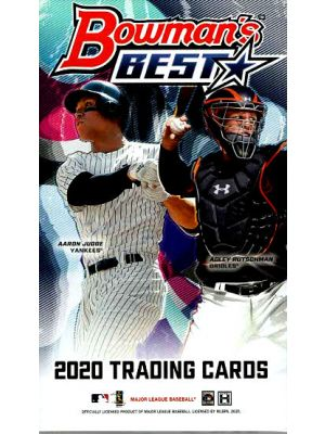2020 BOWMAN'S BEST BASEBALL (MINI BOX)