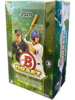 2020 BOWMAN DRAFT BASEBALL (SUPER JUMBO)
