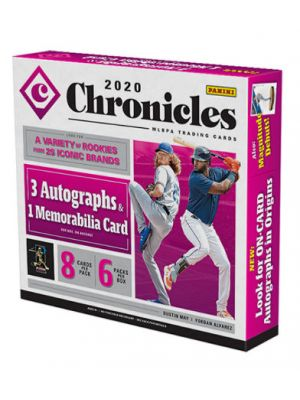 2020 PANINI CHRONICLES BASEBALL