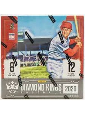 2020 PANINI DIAMOND KINGS BASEBALL