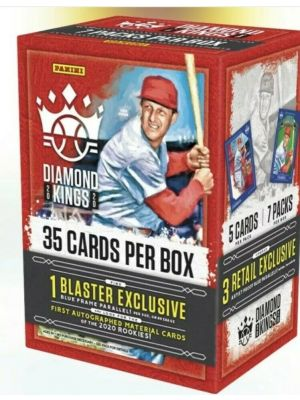 2020 PANINI DIAMOND KINGS BASEBALL (BLASTER)