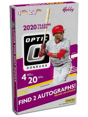 2020 PANINI DONRUSS OPTIC BASEBALL
