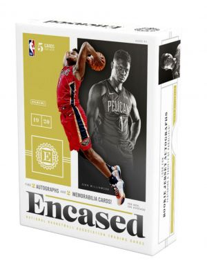 2019/20 PANINI ENCASED BASKETBALL