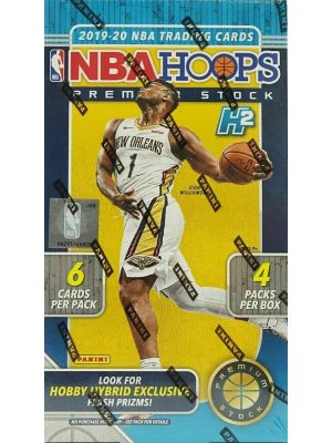 2019/20 PANINI HOOPS PREMIUM STOCK HYBRID BASKETBALL