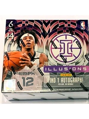 2019/20 PANINI ILLUSIONS BASKETBALL