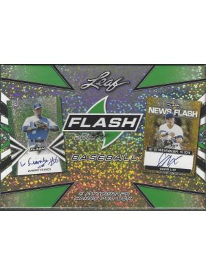 2019 LEAF FLASH BASEBALL