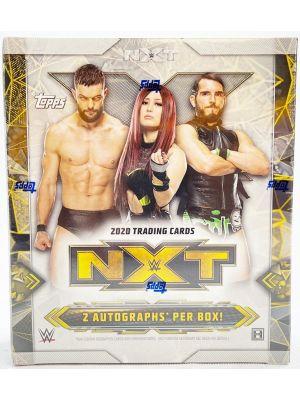 2020 TOPPS WWE NXT WRESTLING