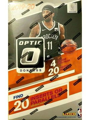 2019/20 PANINI DONRUSS OPTIC BASKETBALL (RETAIL)