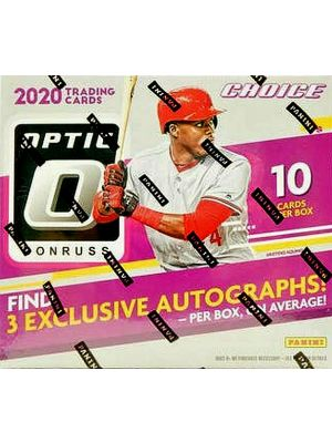 2020 PANINI DONRUSS OPTIC BASEBALL (CHOICE)