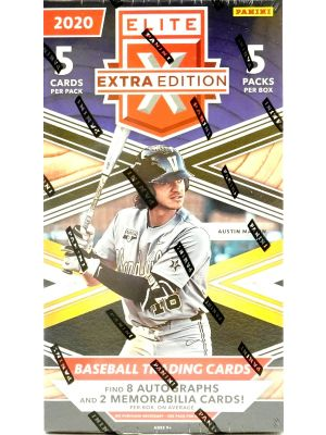 2020 PANINI ELITE EXTRA EDITION BASEBALL