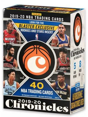 2019/20 PANINI CHRONICLES BASKETBALL (BLASTER)
