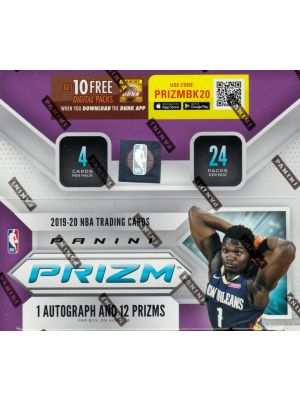 2019/20 PANINI PRIZM BASKETBALL (RETAIL)